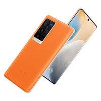 "Original vivo x60 pro + plus 5g Handy 12 GB RAM 256GB ROM Snapdragon 888 50mp 4200mAh Android 6,56 ""Am gelöster Vollbild-Fingerabdruck-ID FACE WACK SMART-Mobiltelefon"