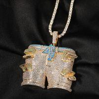 24 pulgadas de 9 mm collares de cadena cubana 18k collar de oro amarillo sólido collar de joyería de hip hop