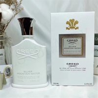 سعر جيد الطبيعي العقيدة الفضة العطور الجبلية الأبيض بارفان 100 مل الرجال كولونيا رائحة رائحة عالية الجودة