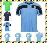 2021 Latium Italian Soccer Jerseys Cup F.Arterson Lucas Kishna genug D Jord Jevic Keitaulic Finale 20 21 Jersey