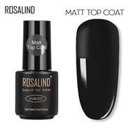 PerfectionsRosalind Matt Top Coat Cuticle Ölbasis Gel Nagellack Hybrid Set für Maniküre Nail art Nagelgellacke Alle für Nägel vorbereiten