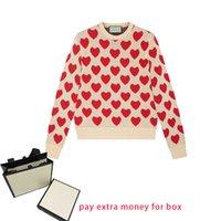 Cupones grandes Contactar con nosotros 21SS Fashion Casual Knit Shirt para hombres y mujeres tejidos con cuello redondo Cardigan de manga larga Manténgase caliente en invierno Varios estilos de color