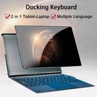 10.5 pouce tablette ordinateur portable 4g lte 10 noyau 2 en 1 pc 1920 1200 tablettes Android avec clavier double carte SIM Google Store