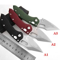 AUTO UTX85 Automatic knife ABS handle EDC Benchmade BM3500 A07 A16 a14 Folding blade Pocket knives Camping knives