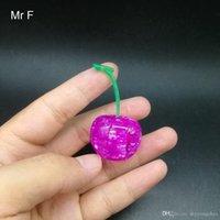 Niño Regalo Terminado Cherry Puzzle 3D Mini Crystal Puzzle Jigsaw Model Toys DIY DIY Hecho a mano Regalo