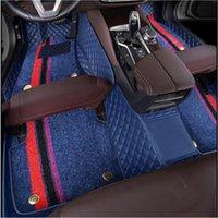 Специализируется на производстве Mercedes-Benz A M C S G CLA GLC AMG MAT Высококачественный автомобиль Высококачественный вверх и вниз два слоя кожаного одеяла материала безвкусный нетоксик