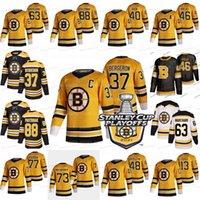 Patrice Bergeron Boston Bruins 2021 Stanley Cup Playoffs David Pastrnak Hall Charlie Mcavoy ترينت فريدريك ديفيد كريوك براد مارشاند كويل راي بوركك جيرسي