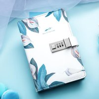 Diary A5 Notebook And Jounal With Lock Office Notepad Kawaii...