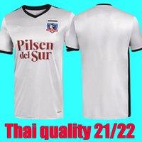 أعلى جودة Camiseta 2021 2022 Colo-Colo Soccer Jerseys Colo 30 Años Home Away Falcon Blandi Suazo Campos 21 22 Opazo Football Shirt