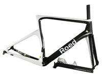 Personalice los marcos de bicicleta de carreteras de freno de freno de disco de disco de disco de disco 3K o 1K marco de bicicleta de carbono