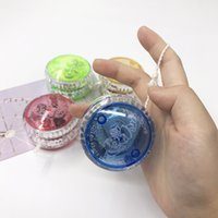 Lighted YoYo Ball Yo Yo Children Clutch Mechanism Yo-Yo Toys for Kids Toy Party Entertainment