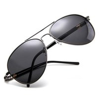 Polarized Glasses Fashion Men Sunglasses Personality Toad Mirror Goggles Anti-UV Spectacles Ornamental for Driving Eyeglasses
