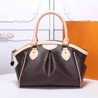 high quality Luxurys Designers Women Bags 2021 Classic Leather handbags shoulder tote messenger Totes M40143