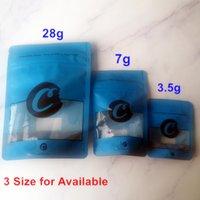 Blaue Kekse Größe L M S Reißverschluss Riechsäcke Verpackung Stehen Auftakte Taschen Trockner Kräuterkinderfunktion TVVQ