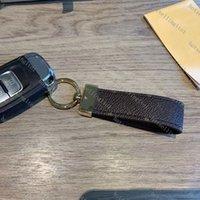Lange Schlüsselanhänger Auto Schlüsselanhänger Frauen Halter Tasche Anhänger Charme Zubehör mit Nein. M65221.