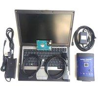 Leitores de Código Verificar ferramentas MDI Múltipla Interface Diagnóstico para Scanner G-M com WiFi Auto Tool ST Software HDD Laptop D630