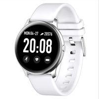 KW19 smart watch armband kw19pro smartwatch blutdruck und schlafmonitor bluetooth musik fotografie sessground reminder abnehmbare gurt herrenuhren