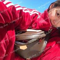 Luxurys Designer Taille Sac de taille Fashion 2021 Sacs à main sacs Messenger Bandbody Sacs Bonne Qualité Femme Mend Mend Marron Brand Véritable Cuir Véritable Pack Fanny