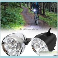 Aessories Cycling Sports & Outdoorsretro Classic 7Led Mountain Bike Bicycle Front Light Vintage Bright Motorcycle Electric Scooter Lights Dr