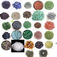 FAI DA TE Completa Varietà Naturale Pietra Minerale Minerale Guarisci Crystal Art Reiki Raw Energy Gemstone Degaussed Quartz 1 Pack è 100grams fwd8764
