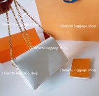 2021 미니 Coussin 디자이너 럭셔리 숄더 가방 숙녀 패션 유황 메신저 높은 지갑 지갑