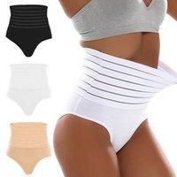 S-XL Frauen Höschen Sexy Hochhaus Unterwäsche Frau Nahtlose Gestaltung Body Shaper Abnehmen Bauch Slips Unterhose Lingerie Damen