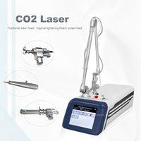 2021 أحدث الكسور CO2 ليزر ليزر علاج حب الشباب إزالة التجاعيد معدات تجديد المهبل دليل المستخدم المعتمدة