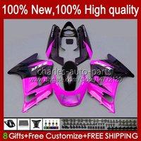 Body for Kawasaki Ninja Zzr250 90 91 91 91 93 1998 1999 Bodywork 54HC.128 Lihgt Pink New ZZR 250 CC ZZR-250 1990 1991 1992 1993 1994 95 96 97 98 99 OEM 페어링