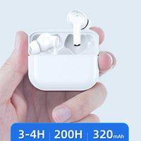 TWS 1562A 1536U Talaş Gürültü İptal Şeffaf Modu Kablosuz Şarj Bluetooth Kulaklık Pop Up Pencere Akıllı Sensör GPS Kulaklıklar Kulaklık Yeni Adlandırın