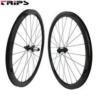 자전거 바퀴 슈퍼 라이트 도로 디스크 브레이크 탄소 50mm Tubeless 700C 사이클로 크로스 자갈 휠셋 25mm 폭 센터 잠금 휠