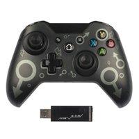 최고 품질 2.4G 무선 컨트롤러 게임 패드 Xbox One / PS3 / PC 20x DHL 용 정밀 엄지 조이스틱