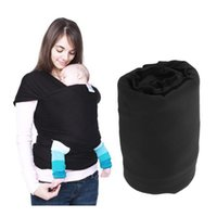 Carriers, Slings & Backpacks 1pcs Baby Sling High Quality Portable Special Design Ergonomic Back Carrier Cotten Accessories