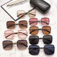 C Piccolo Xiang Jia occhiali da sole con scollo ad occhiali da sole a catena d'attaccatura Catena Articolo Hollow New Fashion Internet Celebrità SAME SAME TIPO FRAMINALE Occhiali solari Fe