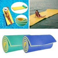 Gilet de vie bouée 2021 Ultimate piscine mousse mousse piscine matelas flottant lac rivière simple enfant lit couverture coussin pour enfants