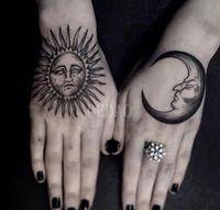 Heap Temporary Tatoo Waterproof Hand Fake Tattoo Sticker Skull Head Tooth Halloween Tattoos Tatouage Tatto For Men Urhmm 6Bg17