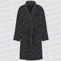 Designer Brand Accappatoio Sleepwear per uomo e donna Amanti di cotone di lusso Banco da bagno Vuoto Alta Qualità Donne Sleeprobe