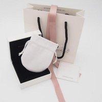 Super kwaliteit minnaar mode-sieraden dozen verpakking set voor pandora charms armband zilveren ringen originele doos dames geschenk tassen