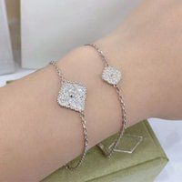 Elegant Bracelet Necklace Fashion Man Woman Chain Wedding Bracelets Necklaces Special Design Jewelry Top Quality with BOX