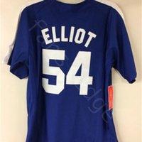 Mr. Baseball Jack Elliot Chunichi Dragons Movie Baseball Jersey Herren genäht Jerseys Hemden Größe S-XXXL Schneller Versand
