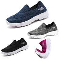 Spring Summer Casual Mens Roller Shoes For men Sports Sneakers Leisure Shock Absorption Marathon Running Full Palm Cushion HF1502 size 39-44