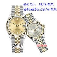 Alta qualità Montre de Luxe Mens Automatic Watches Completa in acciaio inox Lemminose Would Watch Couples Style classico orologi da polso regalo
