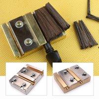 Profissional 4/4 3/4 violino peg barbeador de aço luthier ferramenta de bronze