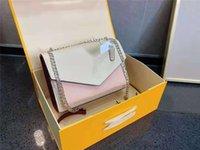 Последняя цепочка бренда Postman Bag Высококачественные однозамещенные мессенджер BA G роскошные дизайнерские женские сумки модный однородный продукт