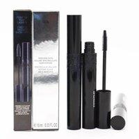 En stock !! Nouveau maquillage de marque chaude mascara 10ml noir de haute qualité de haute qualité