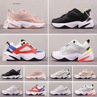 2021 M2K Tekno Stare Grandpa Buty dla mężczyzn Kobiety Sneakers Trenerzy Athletic Profesjonalne Sporty na świeżym powietrzu Bezpłatne
