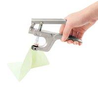 Застегивание пластиковые защелкивающие плоскогубцы Bottons Press Placpers с отверткой для T3 T5 T8 KAM Rosin Botton DIY Craft Craft Shaving Tools LLD6476