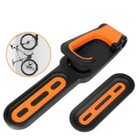 Bike Wall Mounted Storage Rack Practical Mountain Bicycle Hook Holder Stand Hanger Necessary Outdoor Cycling Supplies