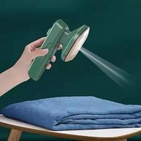 Lightweight Micro Steam Iron Portable Professional Household Mini Ironing Machine Garment Steamer Sterilization Cleaning Tools Storage Boxes