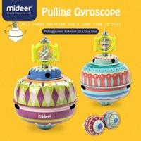 Mideer Spinner Metal Pulla Gyro Fidget Spinners Metal Spinner Gyro Игрушки для детей Аутизм Игрушки 3-6Y 210330