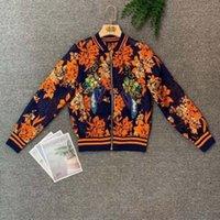 Women's Jackets UW0560 Fashion Women Coats & 2021 Runway Luxury European Design Party Style Clothing